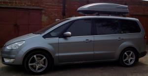 Автобокс-багажник TERRA DRIVE 480 Размеры: 196x78x43 см. Объем: 480 л Открытие с 2-ух сторон